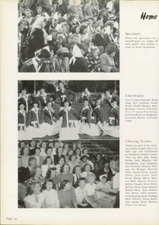 Page 28, 1949 Edition, Thornton Township High School - Thorntonite Yearbook (Harvey, IL) online yearbook collection