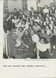 Page 13, 1952 Edition, Thornton Township High School - Thorntonite Yearbook (Harvey, IL) online yearbook collection