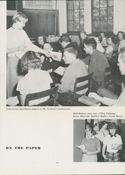 Page 15, 1952 Edition, Thornton Township High School - Thorntonite Yearbook (Harvey, IL) online yearbook collection