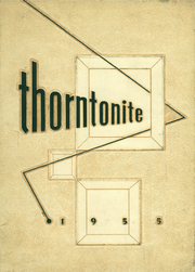 Page 1, 1955 Edition, Thornton Township High School - Thorntonite Yearbook (Harvey, IL) online yearbook collection