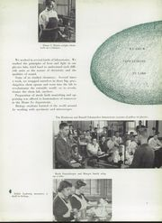 Page 13, 1955 Edition, Thornton Township High School - Thorntonite Yearbook (Harvey, IL) online yearbook collection