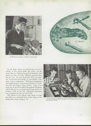 Page 15, 1955 Edition, Thornton Township High School - Thorntonite Yearbook (Harvey, IL) online yearbook collection