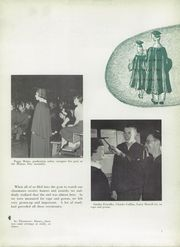 Page 9, 1955 Edition, Thornton Township High School - Thorntonite Yearbook (Harvey, IL) online yearbook collection