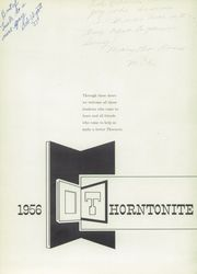 Page 5, 1956 Edition, Thornton Township High School - Thorntonite Yearbook (Harvey, IL) online yearbook collection