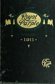 Page 1, 1911 Edition, Kansas State University - Royal Purple Yearbook (Manhattan, KS) online yearbook collection
