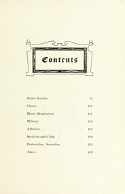 Page 15, 1911 Edition, Kansas State University - Royal Purple Yearbook (Manhattan, KS) online yearbook collection