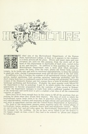 Page 39, 1911 Edition, Kansas State University - Royal Purple Yearbook (Manhattan, KS) online yearbook collection