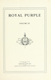 Page 9, 1911 Edition, Kansas State University - Royal Purple Yearbook (Manhattan, KS) online yearbook collection