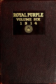 Page 1, 1914 Edition, Kansas State University - Royal Purple Yearbook (Manhattan, KS) online yearbook collection
