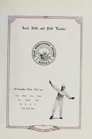 Page 15, 1915 Edition, Kansas State University - Royal Purple Yearbook (Manhattan, KS) online yearbook collection