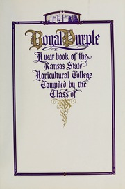 Page 7, 1915 Edition, Kansas State University - Royal Purple Yearbook (Manhattan, KS) online yearbook collection