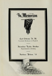 Page 8, 1915 Edition, Kansas State University - Royal Purple Yearbook (Manhattan, KS) online yearbook collection