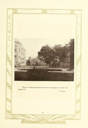 Page 55, 1916 Edition, Kansas State University - Royal Purple Yearbook (Manhattan, KS) online yearbook collection