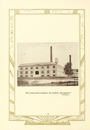 Page 56, 1916 Edition, Kansas State University - Royal Purple Yearbook (Manhattan, KS) online yearbook collection