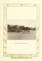 Page 57, 1916 Edition, Kansas State University - Royal Purple Yearbook (Manhattan, KS) online yearbook collection