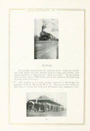 Page 62, 1916 Edition, Kansas State University - Royal Purple Yearbook (Manhattan, KS) online yearbook collection