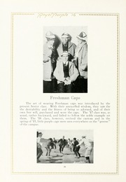 Page 68, 1916 Edition, Kansas State University - Royal Purple Yearbook (Manhattan, KS) online yearbook collection