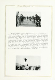 Page 69, 1916 Edition, Kansas State University - Royal Purple Yearbook (Manhattan, KS) online yearbook collection