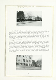 Page 71, 1916 Edition, Kansas State University - Royal Purple Yearbook (Manhattan, KS) online yearbook collection