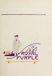 Page 5, 1921 Edition, Kansas State University - Royal Purple Yearbook (Manhattan, KS) online yearbook collection