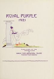 Page 7, 1921 Edition, Kansas State University - Royal Purple Yearbook (Manhattan, KS) online yearbook collection