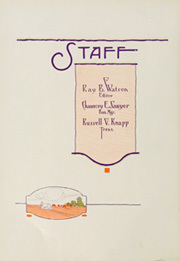 Page 8, 1921 Edition, Kansas State University - Royal Purple Yearbook (Manhattan, KS) online yearbook collection