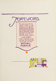 Page 9, 1921 Edition, Kansas State University - Royal Purple Yearbook (Manhattan, KS) online yearbook collection