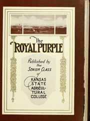 Page 9, 1922 Edition, Kansas State University - Royal Purple Yearbook (Manhattan, KS) online yearbook collection