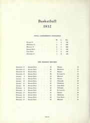 Page 324, 1932 Edition, Kansas State University - Royal Purple Yearbook (Manhattan, KS) online yearbook collection