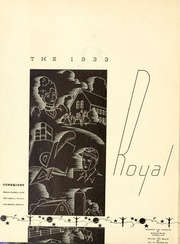 Page 6, 1933 Edition, Kansas State University - Royal Purple Yearbook (Manhattan, KS) online yearbook collection