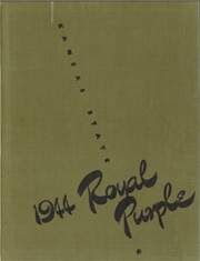 Page 1, 1944 Edition, Kansas State University - Royal Purple Yearbook (Manhattan, KS) online yearbook collection