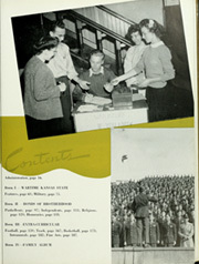 Page 11, 1944 Edition, Kansas State University - Royal Purple Yearbook (Manhattan, KS) online yearbook collection