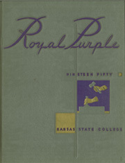 1950 Edition, Kansas State University - Royal Purple Yearbook (Manhattan, KS)