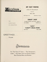 Page 401, 1950 Edition, Kansas State University - Royal Purple Yearbook (Manhattan, KS) online yearbook collection