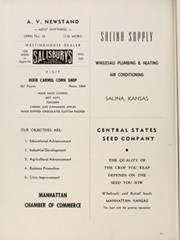 Page 406, 1950 Edition, Kansas State University - Royal Purple Yearbook (Manhattan, KS) online yearbook collection