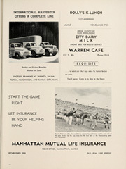 Page 409, 1950 Edition, Kansas State University - Royal Purple Yearbook (Manhattan, KS) online yearbook collection