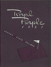 1951 Edition, Kansas State University - Royal Purple Yearbook (Manhattan, KS)