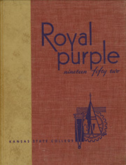 1952 Edition, Kansas State University - Royal Purple Yearbook (Manhattan, KS)