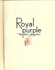 Page 5, 1952 Edition, Kansas State University - Royal Purple Yearbook (Manhattan, KS) online yearbook collection