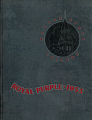 1953 Edition, Kansas State University - Royal Purple Yearbook (Manhattan, KS)