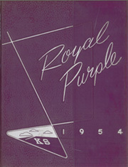 1954 Edition, Kansas State University - Royal Purple Yearbook (Manhattan, KS)