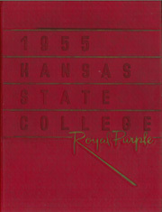1955 Edition, Kansas State University - Royal Purple Yearbook (Manhattan, KS)
