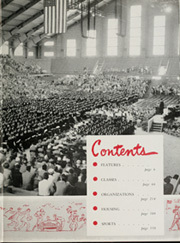 Page 9, 1955 Edition, Kansas State University - Royal Purple Yearbook (Manhattan, KS) online yearbook collection