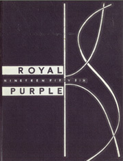 1956 Edition, Kansas State University - Royal Purple Yearbook (Manhattan, KS)