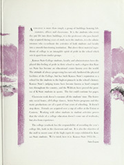 Page 11, 1956 Edition, Kansas State University - Royal Purple Yearbook (Manhattan, KS) online yearbook collection
