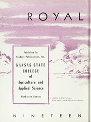 Page 8, 1956 Edition, Kansas State University - Royal Purple Yearbook (Manhattan, KS) online yearbook collection