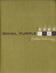 1959 Edition, Kansas State University - Royal Purple Yearbook (Manhattan, KS)