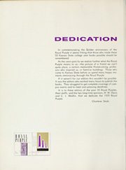 Page 10, 1959 Edition, Kansas State University - Royal Purple Yearbook (Manhattan, KS) online yearbook collection