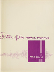 Page 3, 1959 Edition, Kansas State University - Royal Purple Yearbook (Manhattan, KS) online yearbook collection
