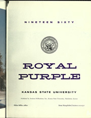 Page 7, 1960 Edition, Kansas State University - Royal Purple Yearbook (Manhattan, KS) online yearbook collection